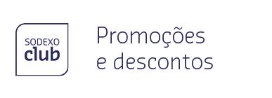 Sodexo Club - Promoções e Descontos